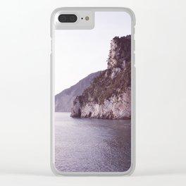 PORTO VENERE #3 Clear iPhone Case