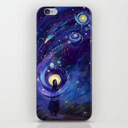 Of the Stars iPhone Skin