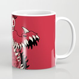 One Eyed Blood Beast Coffee Mug
