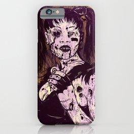 Dead Left Eye iPhone Case
