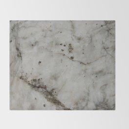 alabaster Throw Blanket