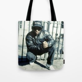 Eazy Classic Rap Photography Tote Bag