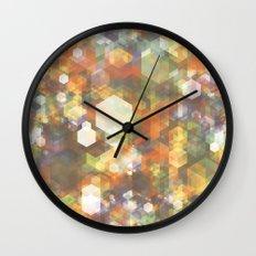 Bitmap #2 Wall Clock