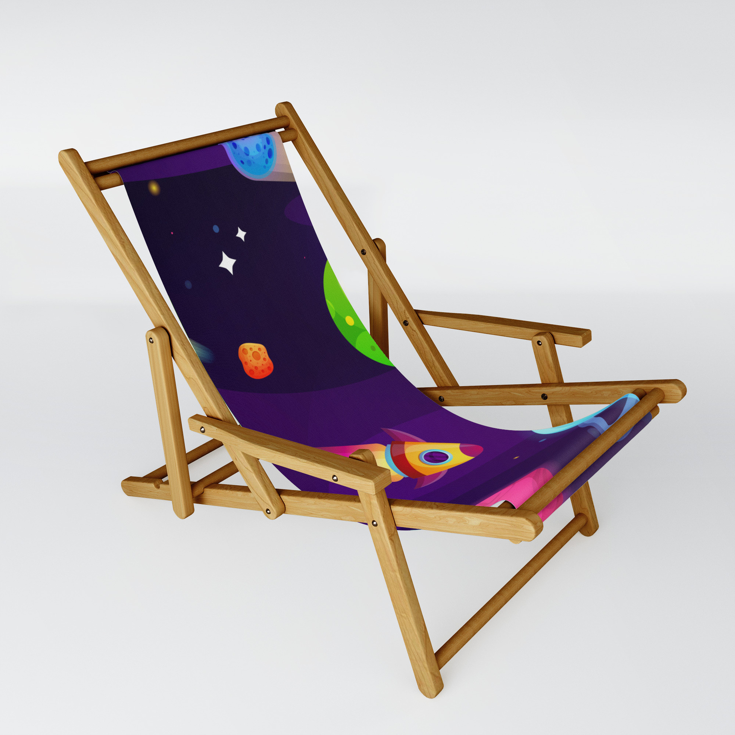 Need Some Space Baby Sling Chair By Mallsd
