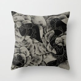 deconstruct Throw Pillow