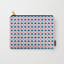 Beach Floral Carry-All Pouch