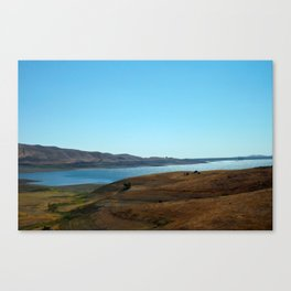 Wayside View Canvas Print