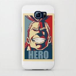 Boku no Hero Academia All Might iPhone Case