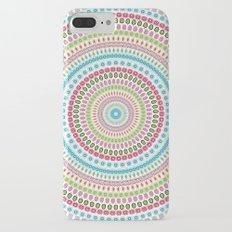 Mandala Apple Pie iPhone 7 Plus Slim Case