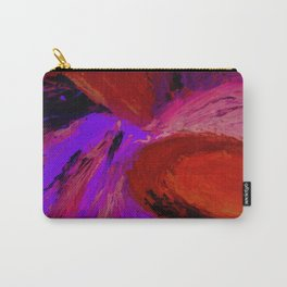 Abstract Maelstrom II by Robert S. Lee Carry-All Pouch