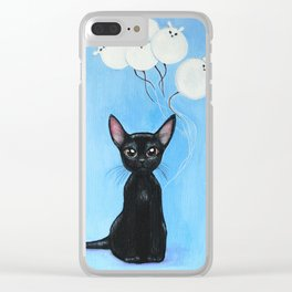 Little One Clear iPhone Case