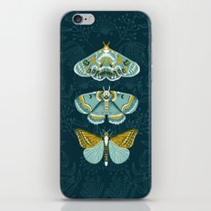 Lepidoptery No. 8 by Andrea Lauren  iPhone & iPod Skin