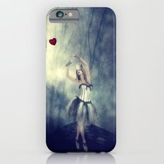 Forever chasing love iPhone 6s Slim Case
