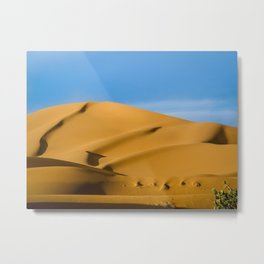 Chigaga, Sahara, Morocco Metal Print
