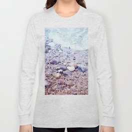 Colorful Stones by the Baltic Sea Long Sleeve T-shirt