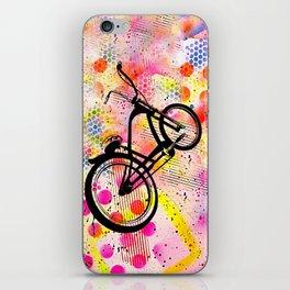 Whirlygig iPhone Skin