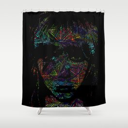 Francesca Shower Curtain