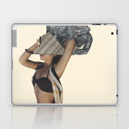I hate it when she just randomly says french words...I mean she's from Ohio. Laptop & iPad Skin