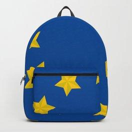 europe flag Backpack
