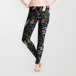 Acadia Pattern 2 Leggings