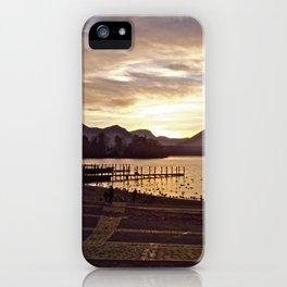 Keswick 2 iPhone Case