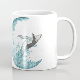 Sea Moonlight Coffee Mug