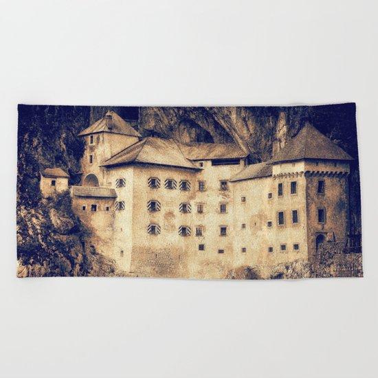 Old Castle Beach Towel