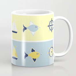 AFE Nautical Elements 2 Coffee Mug