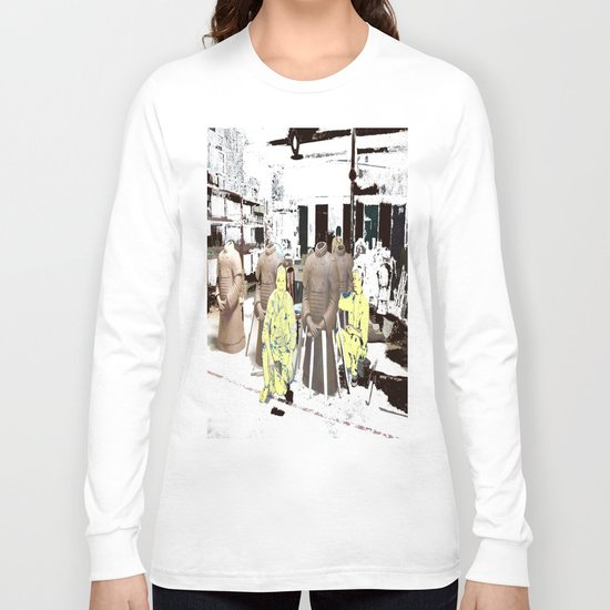 Artists At Work Long Sleeve T-shirt