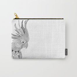 Cockatoo Carry-All Pouch