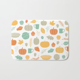 Fall Favorites Bath Mat