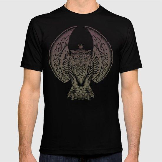Silent Flight (Owl Wings) T-shirt
