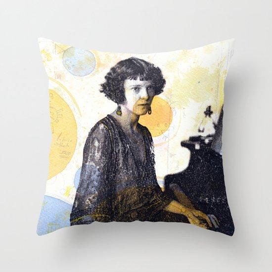 Drape Throw Pillow