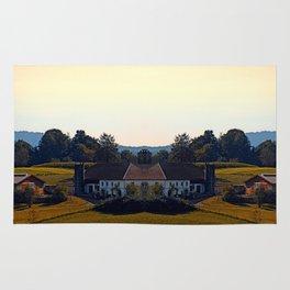 Beautiful farmland scenery | landscape photography Rug