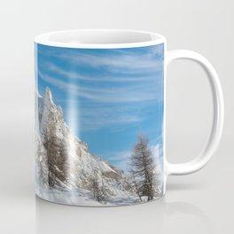 Alpine Mountain, Les Arcs Resort Coffee Mug