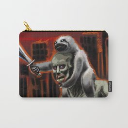Planet Of The Sloths Carry-All Pouch