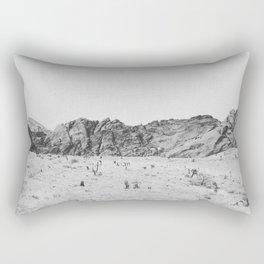 RED ROCK CANYON / Nevada Rectangular Pillow