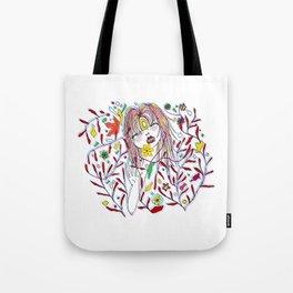 earbuds Tote Bag