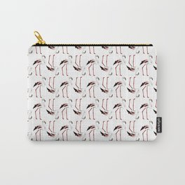 Sea of Flamingos Carry-All Pouch