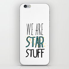 Star Stuff iPhone & iPod Skin