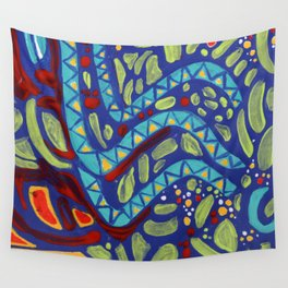 MEXICAN DREAM 5 Wall Tapestry
