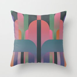 Total Eclipse III Throw Pillow