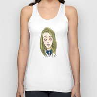 coven Tank Tops featuring Blinded For The Coven by Dan Paul Roberts