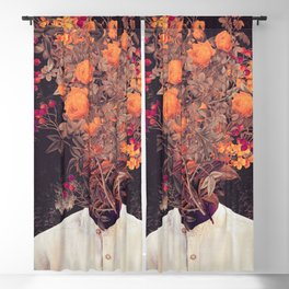 Bloom Blackout Curtain