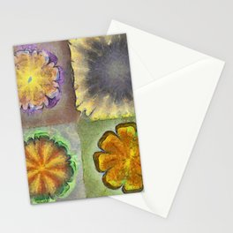 Numbles Coarseness Flower  ID:16165-054216-21980 Stationery Cards