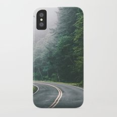 Through The Tunnel Slim Case iPhone X