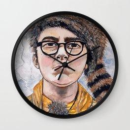 Sam S Wall Clock