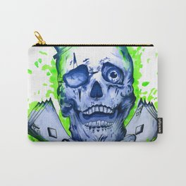 Gamble Skull Carry-All Pouch