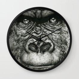 The Gorilla Wall Clock
