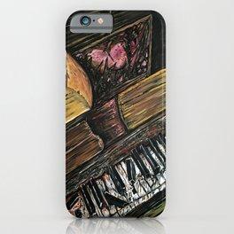 Broken Piano iPhone Case